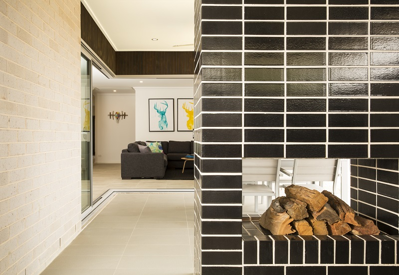 Think brick australia for Modernview homes