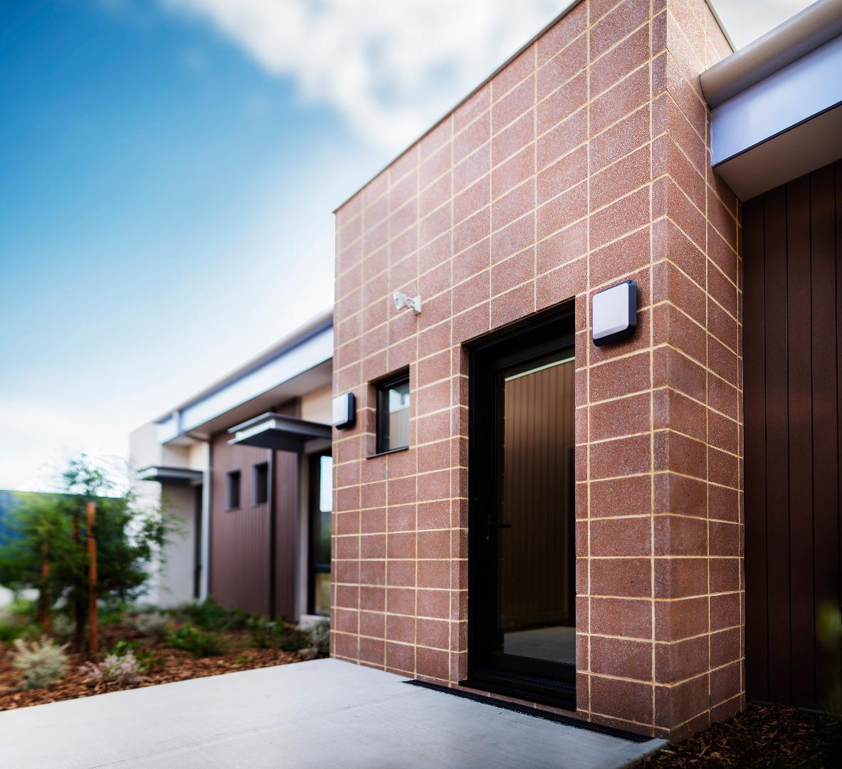 Christ Church Harbor Apartments: Think Brick Australia